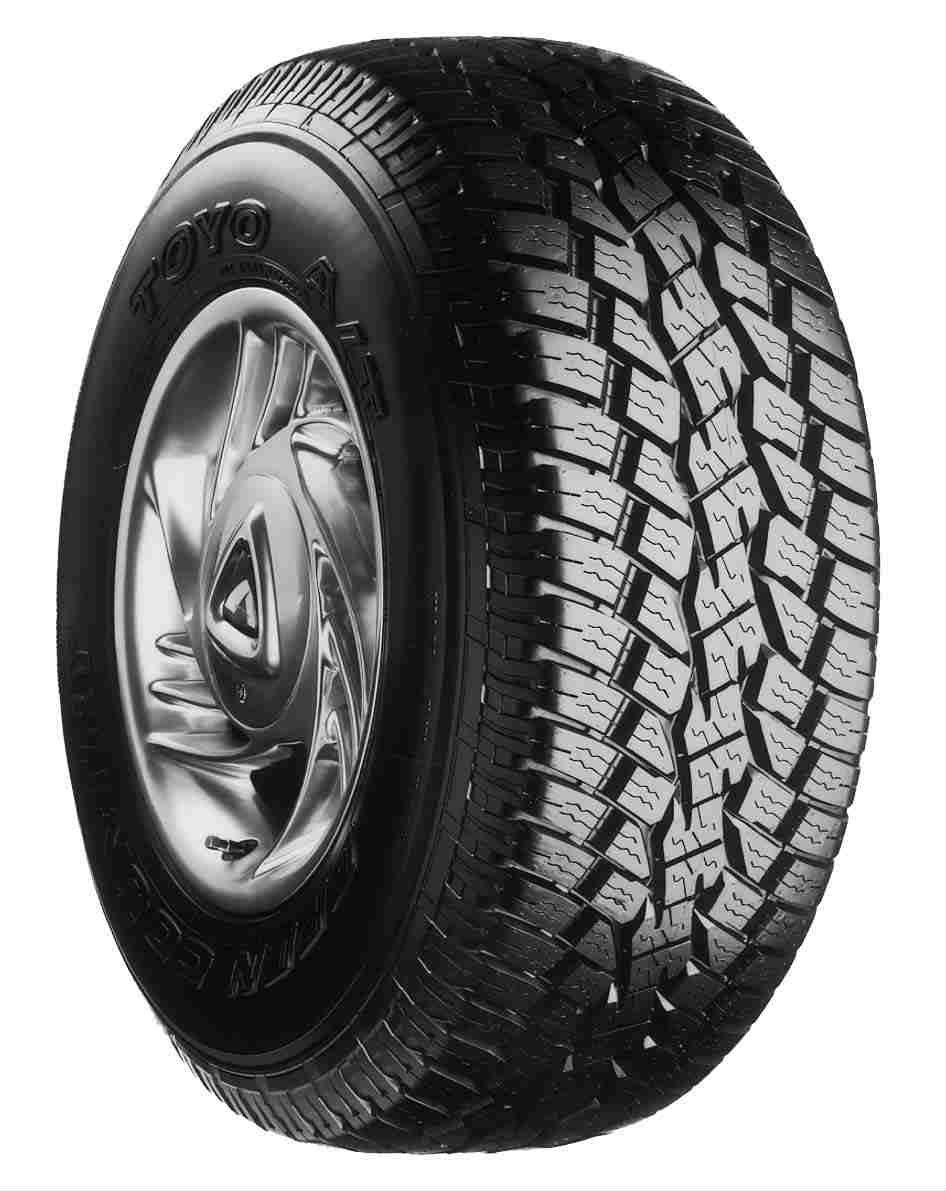 Neumático TOYO OPAT 255/65R17 110 H