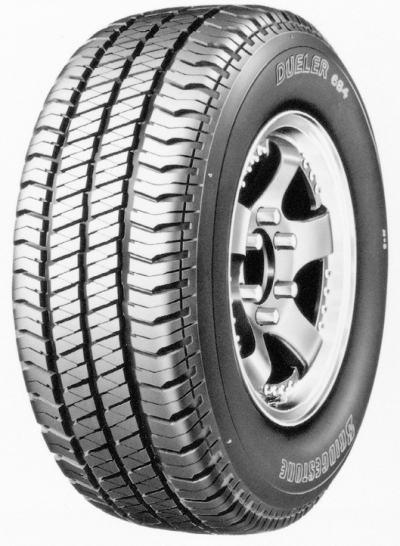 Neumático BRIDGESTONE D684 205/65R16 95 T