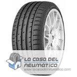 Neumático CONTINENTAL SPORTCONTACT3 245/50R18 100 Y